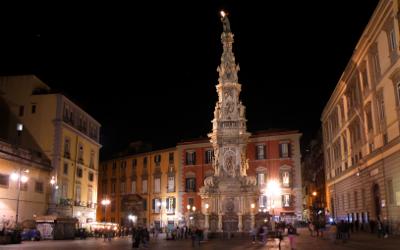 Piazze del centro Storico di Napoli